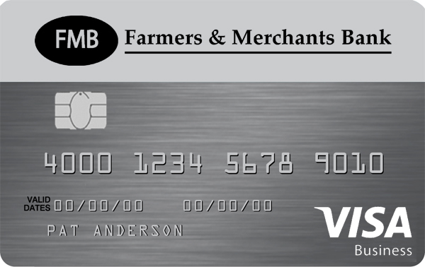 Visa Business Rewards Card