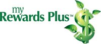My Rewards Plus logo